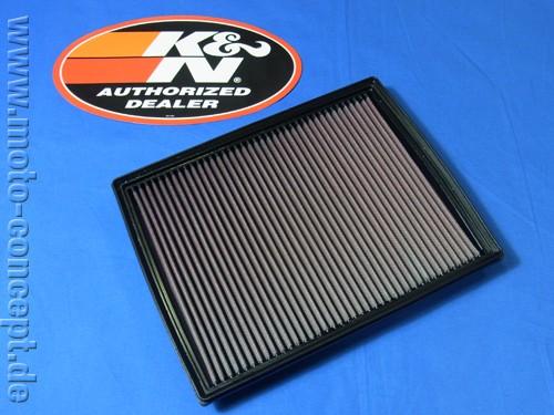K&N Sportluftfilter für 2,0 Turbo