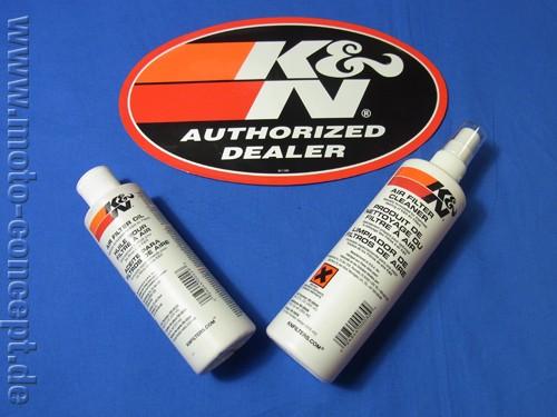K&N Luftfilter-Reinigungsset
