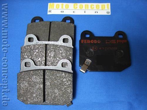 Ferodo DS Performance Bremsbeläge Vorderachse