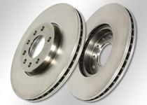 EBC Standard Bremsscheiben (2 Stück)
