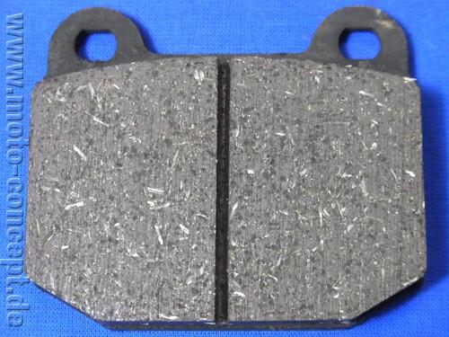 Bremsklötze für MMC Aluscheiben vorne