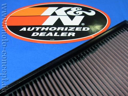 K&N Sportluftfilter für TRD-Sport-Airbox