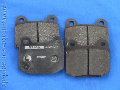 Ferodo DS 3000 Bremsbeläge Vorderachse (Satz)