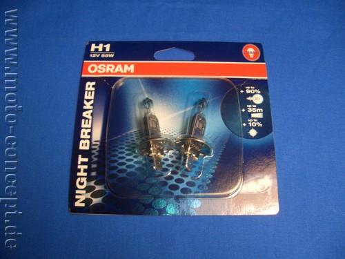 Osram Nightbreaker H1 - Fernlicht (2 Stück)