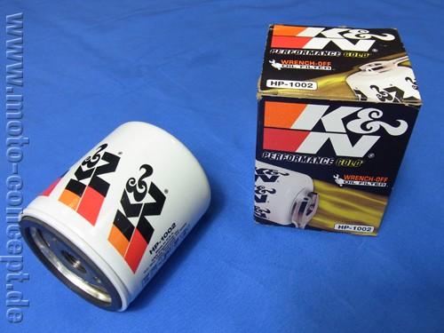 K&N Motorölfilter