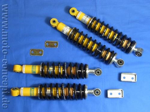 Fahrwerksaufrüstung Suspension Enhancementkit
