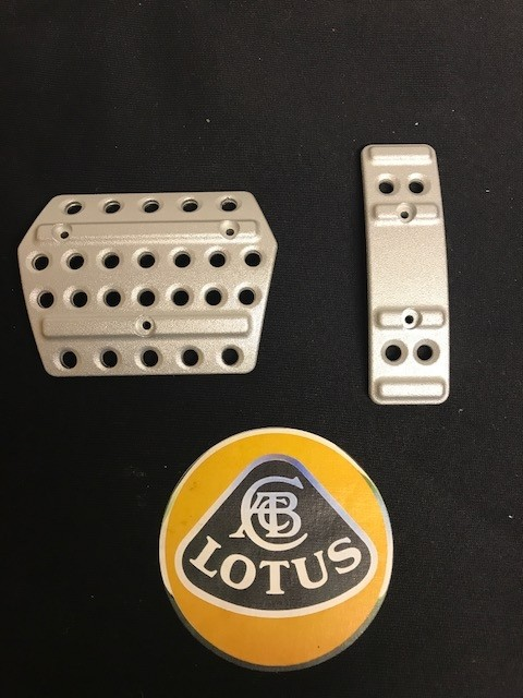 Evora Pedal Set für Automatikgetriebe