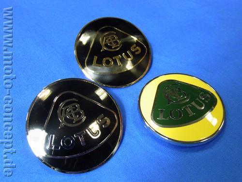 Lotus Nose Badge (Frontemblem) versch. Ausführungen