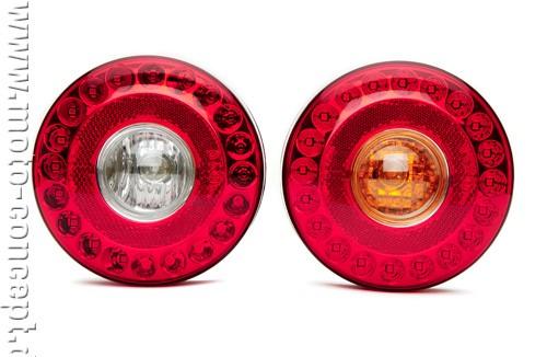 LED-Heckleuchtensatz incl. 3te-Bremsleuchte