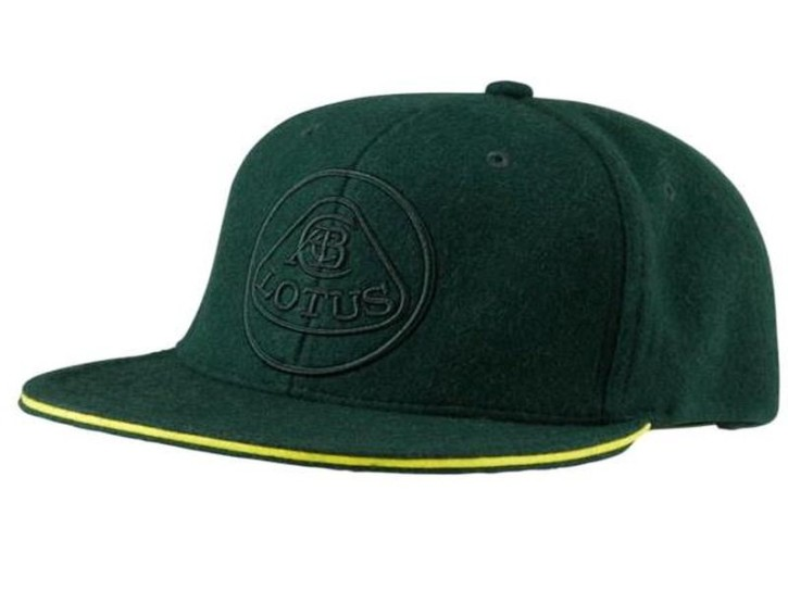 Baseballkappe Lotus grün