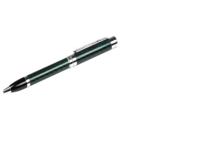Lotus Kugelschreiber grün