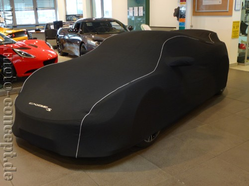 Lotus Dustcover