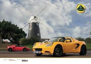 Original Lotus Broschüre Elise Sport Modelljahr 2016