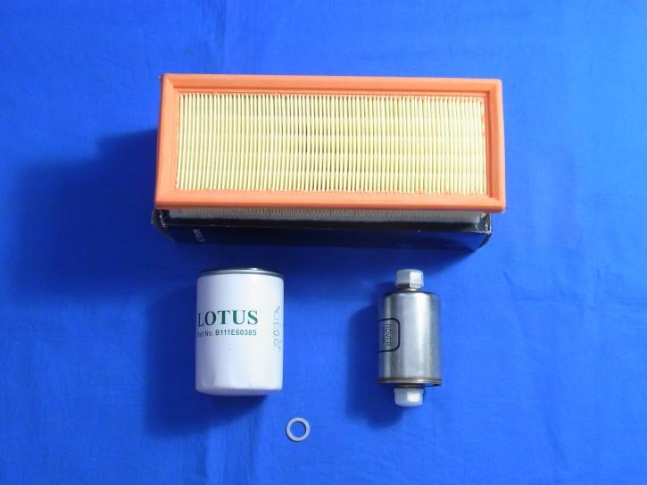 Service Kit Ölfilter, Luftfilter und Benzinfilter