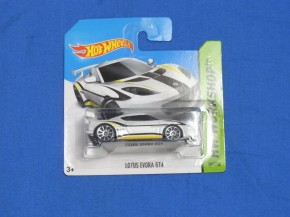Modellauto Evora GT4 1:60 Hot Wheels