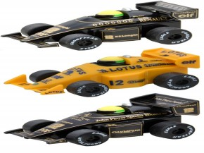 Modellauto-Set The Aryton Senna