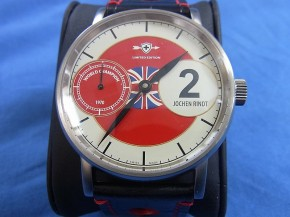 Jochen Rindt - Memorial - Uhr (Limited Edition)
